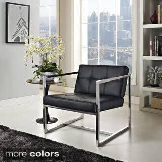 white living room chairs. Hover Black Modern Reception Chair White Living Room Chairs For Less  Overstock com