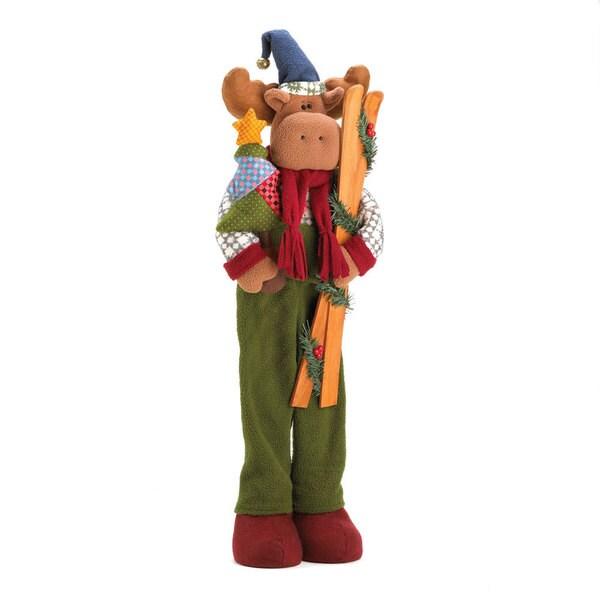 Shop Plush Holiday Moose Decor - Free Shipping On Orders ...
