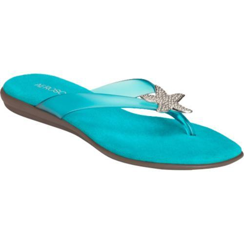 Women's Aerosoles Beach Chlub Blue Green Combo