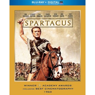 Spartacus (Special Edition) (Blu-ray Disc)