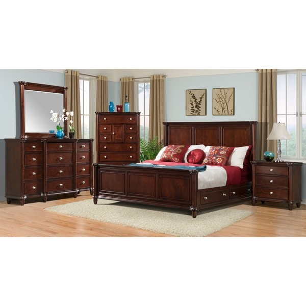 Picket House Furnishings Gavin Storage 5PC Bedroom Set - Free ...
