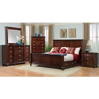 Gracewood Hollow Keyes Storage 5PC Bedroom Set