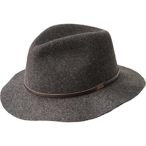 f19c7ed37 Buy Grey Men's Hats Online at Overstock   Our Best Hats Deals