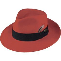 Men's Bailey of Hollywood Fedora 7002 Red
