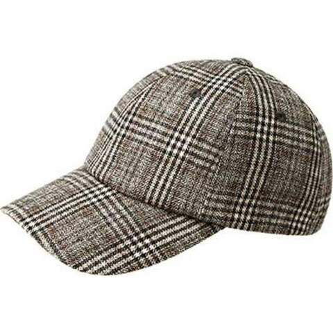 Men's Bailey of Hollywood Writer 25449 Olive Plaid