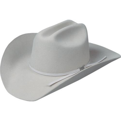 9e6d7511fa5 Shop Bailey Western Stampede Silver Belly - Free Shipping Today - Overstock  - 9697218