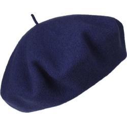 Women's Betmar French Beret Navy