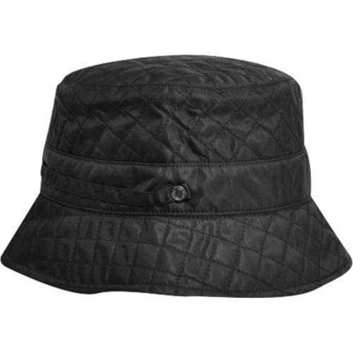 78c31846cde9e Shop Women s Betmar Quilted Bucket B745 Black - Free Shipping On Orders  Over  45 - Overstock.com - 9698605