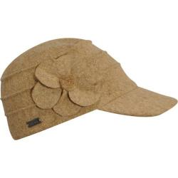 Women's Betmar Ridge Flower Cap Camel