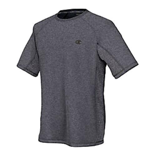 e6dc49202a0e Shop Men's Champion Vapor PowerTrain Short Sleeve Tee - Free Shipping On  Orders Over $45 - Overstock - 9698994