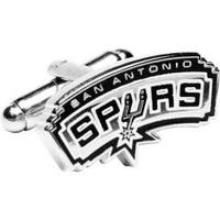 Men's Cufflinks Inc San Antonio Spurs Cufflinks Black
