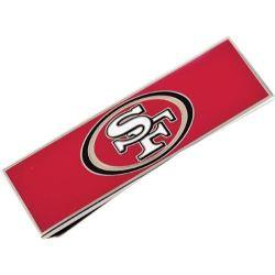 Men's Cufflinks Inc San Francisco 49ers Money Clip Red|https://ak1.ostkcdn.com/images/products/86/163/P16878218.jpg?impolicy=medium