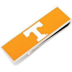 Men's Cufflinks Inc Tennessee Volunteers Money Clip Orange/White