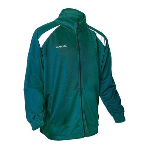 Boys' Diadora Gioco Full Zip Jacket Forest