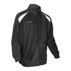 Men's Diadora Gioco Full Zip Jacket Black