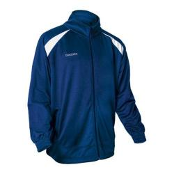 Men's Diadora Gioco Full Zip Jacket Navy