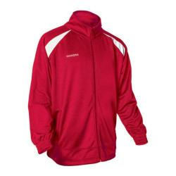 Men's Diadora Gioco Full Zip Jacket Red