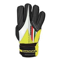 Diadora Stile II Black/Yellow Fluorescent/White
