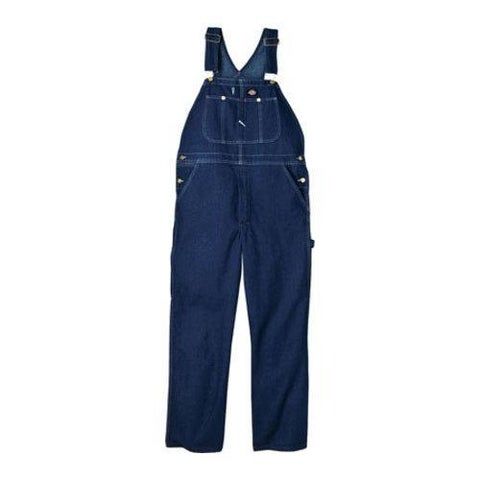 Men's Dickies Bib Overall 34in Inseam Indigo Blue
