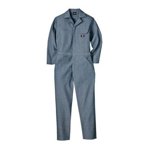 Men's Dickies Cotton Coverall Fisher Stripe Tall Fisher Stripe