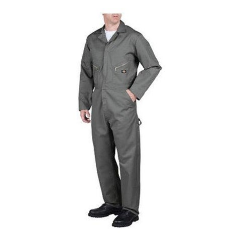 Men's Dickies Deluxe Coverall Blended Tall Grey