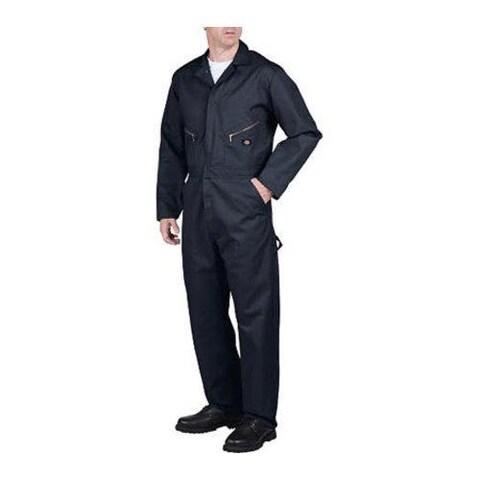 Men's Dickies Deluxe Coverall Blended Tall Dark Navy