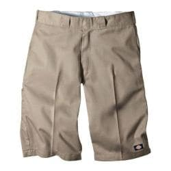 Men's Dickies 13in Relaxed Fit Multi-Pocket Work Short Khaki