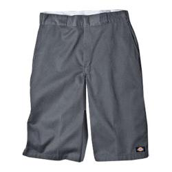 Men's Dickies 15in Loose Fit Multi-Pocket Work Short Charcoal