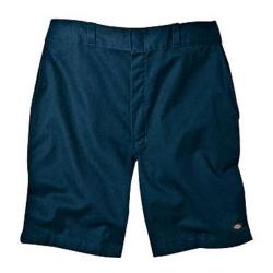 Men's Dickies 8in Relaxed Fit Traditional Flat Front Short Dark Navy