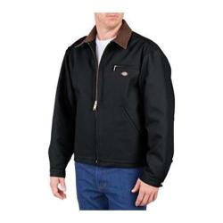 Men's Dickies Blanket Lined Duck Jacket Tall Black (3 options available)