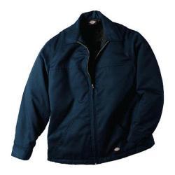 Men's Dickies Hip Length Twill Jacket Dark Navy