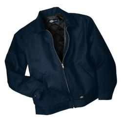 Men's Dickies Insulated Eisenhower Jacket Dark Navy