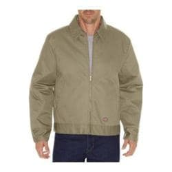 Men's Dickies Insulated Eisenhower Jacket Long Khaki