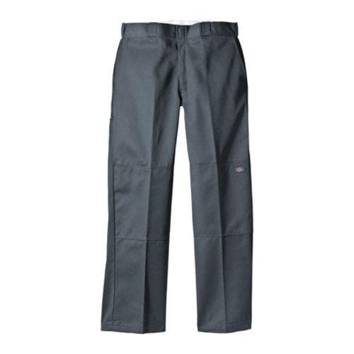 Men's Dickies Loose Fit Double Knee Work Pant 30in Inseam Charcoal