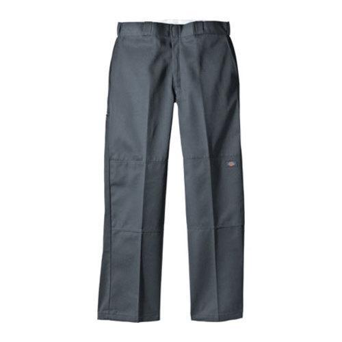 Men's Dickies Loose Fit Double Knee Work Pant 32in Inseam Charcoal