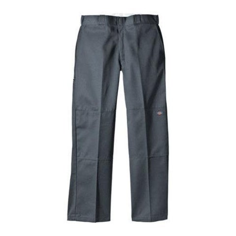 Men's Dickies Loose Fit Double Knee Work Pant 32in Inseam Charcoal