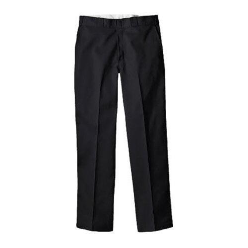 buy popular e4c9b 80ce0 Shop Men s Dickies Original 874 Work Pant 30in Inseam Black - Free Shipping  On Orders Over  45 - Overstock - 9701528