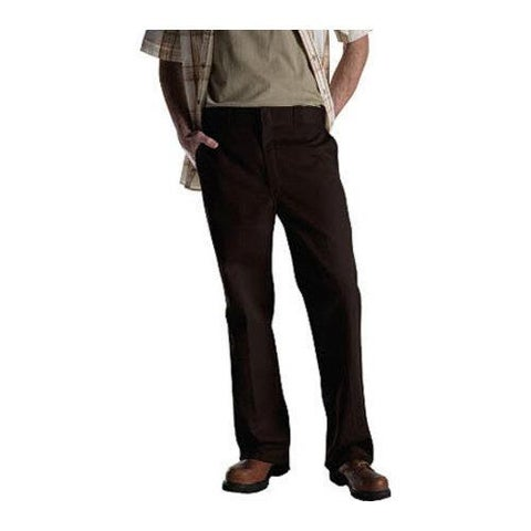 Men's Dickies Original 874 Work Pant 32in Inseam Dark Brown