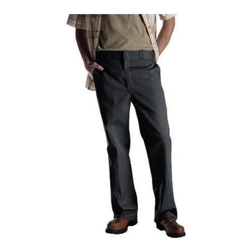 Men's Dickies Original 874 Work Pant 34in Inseam Charcoal