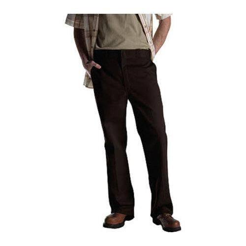 Men's Dickies Original 874 Work Pant 36in Inseam Dark Brown