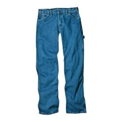 Men's Dickies Loose Fit Carpenter Jean 32in Inseam Navy Combo