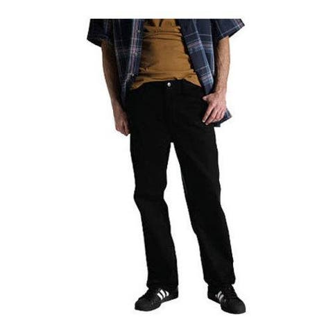 Men's Dickies Regular Fit Staydark Pant 30in Inseam Black