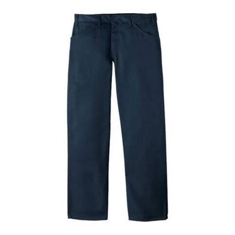 Men's Dickies Regular Fit Staydark Pant 32in Inseam Dark Navy