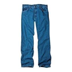 Men's Dickies Relax Fit Jean 32in Inseam Stone Wash Blue