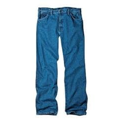 Men's Dickies Relax Fit Jean 34in Inseam Stone Wash Blue