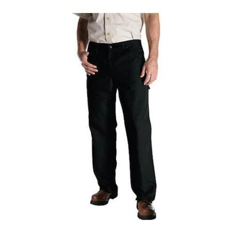 Men's Dickies Relaxed Fit Duck Jean 30in Inseam Black