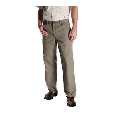 Men's Dickies Relaxed Fit Duck Jean 36in Inseam Desert Sand