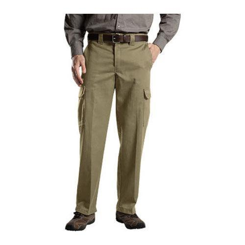 Men's Dickies Relaxed Straight Fit Cargo Work Pant 30in Inseam Desert Sand