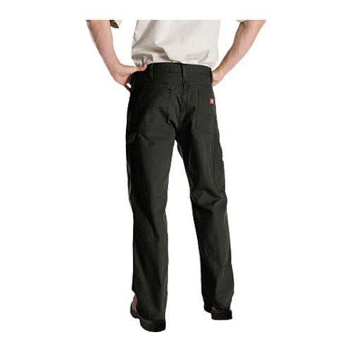 Thumbnail 2, Men's Dickies Relaxed Fit Duck Jean 34in Inseam Moss. Changes active main hero.