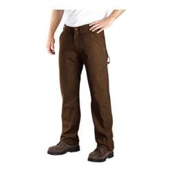 Men's Dickies Relaxed Straight Fit Carpenter Jean 34in Inseam Dark Brown
